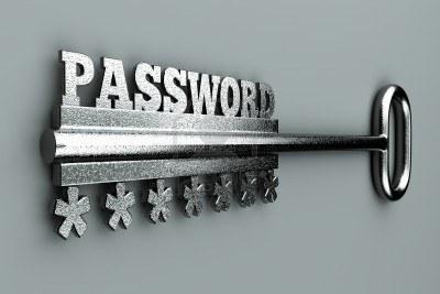 word-password