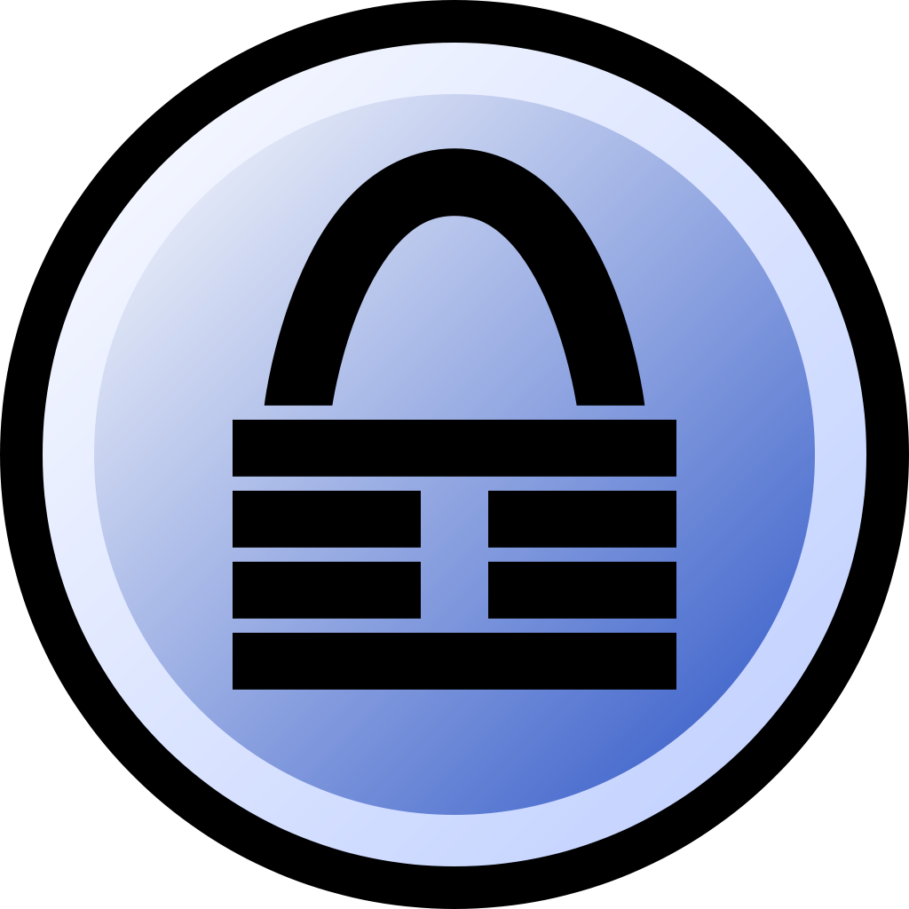 1024px-KeePass_icon.svg