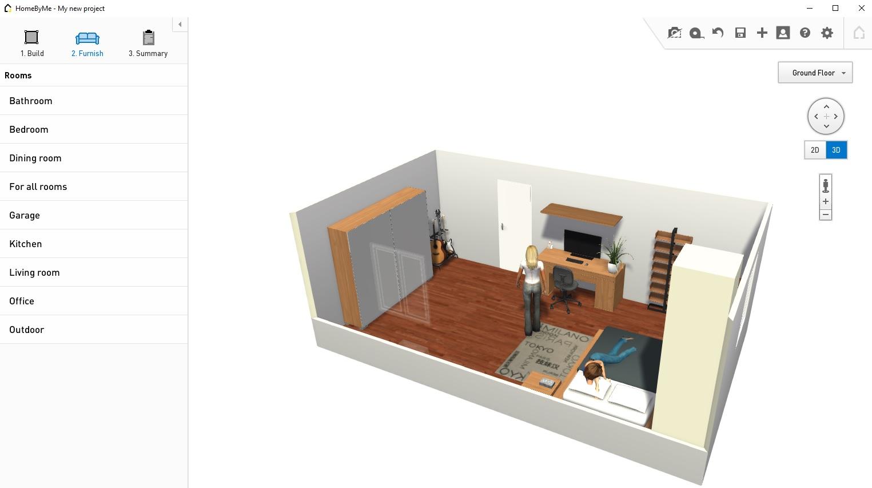 Arredare Casa Gratis Online homebyme: planimetrie on-line anche per i non esperti